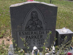 Esmeralda <i>Huerta</i> Parker