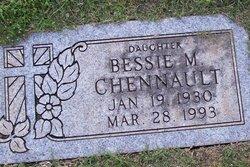 Bessie M. Chennault