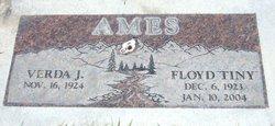 Floyd Tiny Ames