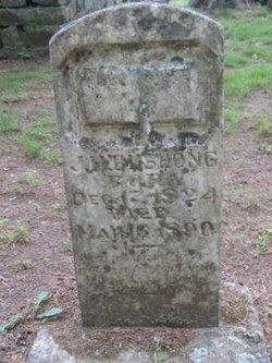 Jacob Hamilton Hamp Bushong