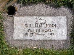 William John Pettichord