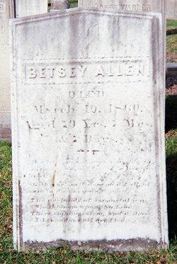 Betsey Allen