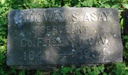 Sgt Ridgway S. Asay