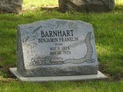Benjamin Franklin Frank Barnhart