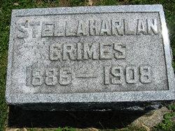 Stella <i>Harlan</i> Grimes