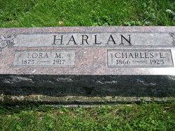 Charles E Harlan