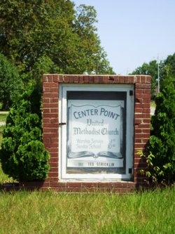 Center Point United Methodist Church Cemetery