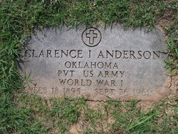 Clarence I Anderson