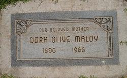 Dora Olive <i>Turnbow</i> Maloy