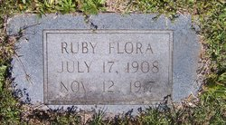 Ruby Flora Blackburn