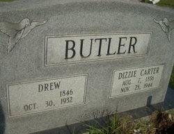 Dizza Lydia Jane <i>Carter</i> Butler