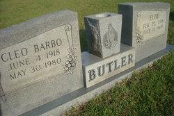 Cleo <i>Barbo</i> Butler