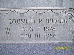 Drucilla <i>Hodson</i> Covington