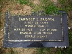 Earnest Lindell Brown