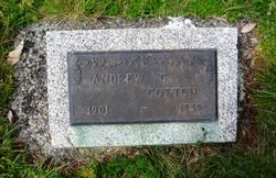 Andrew Clarence Cotton