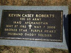 SSGT Kevin Casey Roberts