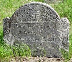 Ephraim Rice