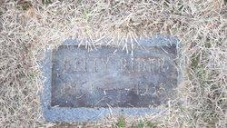 Betty <i>Fielder</i> Rider