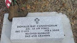 Donald Ray Cunningham