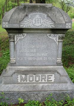 Rhoda A. <i>Allen</i> Moore