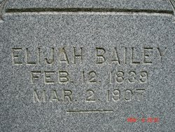 Elijah Bailey