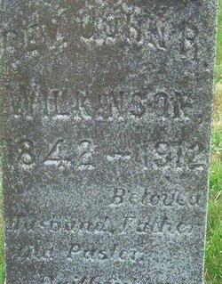 Rev John Robert Wilkinson