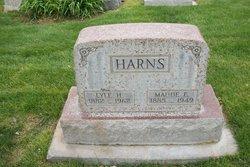 Maud Emily <i>Benson</i> Harns