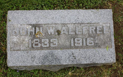 John W. Allfree