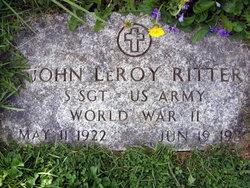 John Leroy Ritter