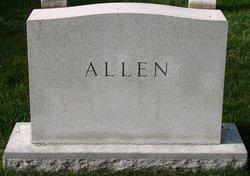 Adm Ezra Griffin Allen