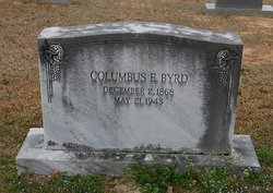 Columbus E Lum Byrd