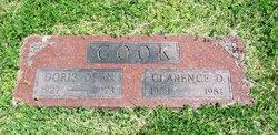 Clarence DeMoss Cook