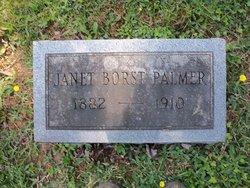 Janet <i>Borst</i> Palmer