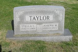 Joseph M. Taylor