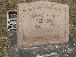 Sophia <i>Pierce</i> Fleming