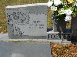 Billy Foster