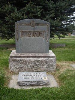Sarah Jane <i>Marler</i> Lake Taylor