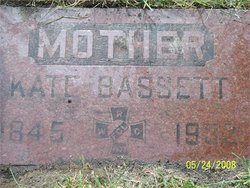 Kathryn Kate <i>Trutt</i> Bassett