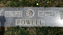 Earl F Powell