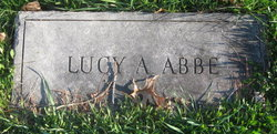 Lucy A. <i>Little</i> Abbe