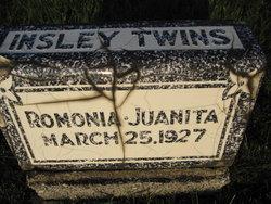 Juanita Insley