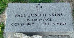 Paul Joseph Akins
