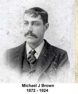 Michael James Brown