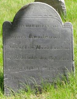 James Goodenow