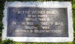 Alene Agnes Boles