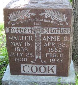 Annie C Cook