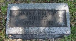 Harry Nelson Shuler