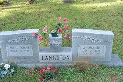Andrew Jack Langston, Jr