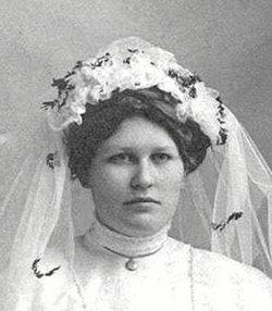 Anna Johanna <i>Mikkelsen</i> Hansen