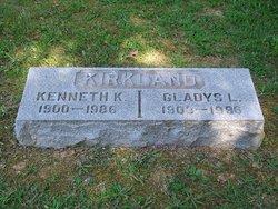 Gladys <i>Tolleson</i> Kirkland